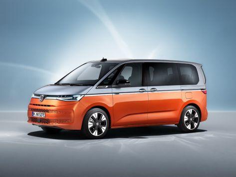 Volkswagen Multivan (T7) 06.2021 -  н.в.