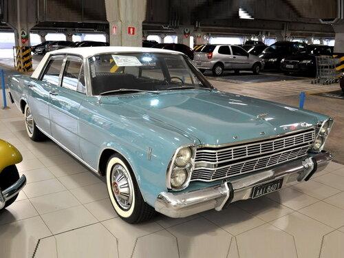 Ford Galaxie 1966 - 1967