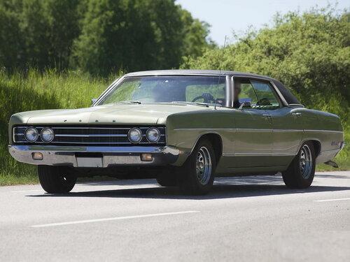 Ford Galaxie 1968 - 1969