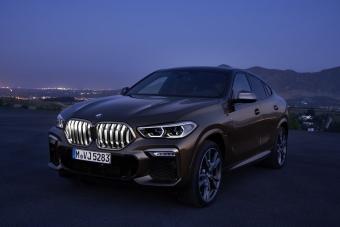 Абсолютно новый BMW X6
