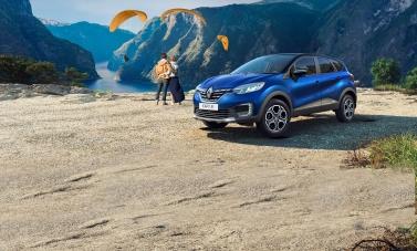 Renault KAPTUR от 1 192 000 рублей