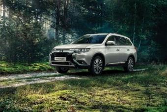 Mitsubishi Outlander по cпециальной цене от 1 859 000 рублей
