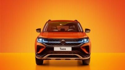 Встречайте новый внедорожник – Volkswagen Taos, самый компактный внедорожник в модельном ряду Volkswagen