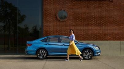 Специальное предложение на Volkswagen Jetta