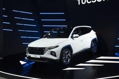 Hyundai представила российскую версию нового Tucson