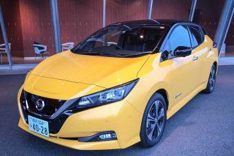 Исследование: японцы хотят доступных электромобилей