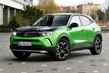 Opel Mokka хотят вернуть в Россию в 2023-2024 годах после рестайлинга