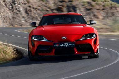 Toyota GR Supra покинула российский рынок и вряд ли на него вернется
