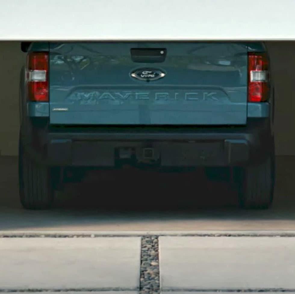 Компактный пикап Ford Maverick: дата выхода и новые снимки