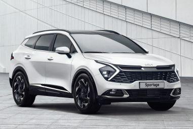 Kia Sportage в новом поколении получил замысловатый экстерьер