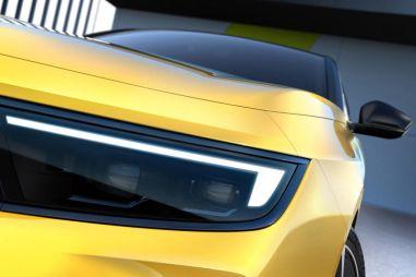 Opel опубликовал первые снимки Astra нового поколения
