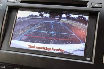 Камеры заднего вида станут обязательными для автомобилей в Японии