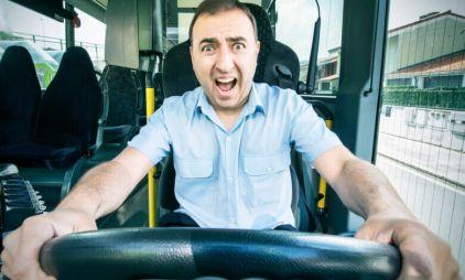 9 из 10 водителей в России ругаются за рулем