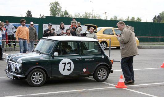 Автоспорт в Подмосковье: анонс на 14 июня