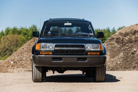 Land Cruiser 80 с пробегом 1600 км продали за 10 млн рублей