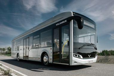 Созданный для Европы российский электробус Volgabus проверят на маршрутах в Питере
