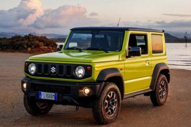 Suzuki Jimny попал сразу под два отзыва в России