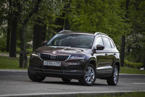 Skoda повысила цены на четыре модели в России