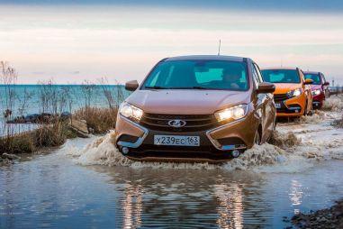 АвтоВАЗ заменит электронный блок подушек безопасности у 32 тысяч Largus и XRAY