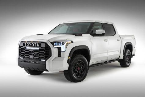 Toyota Tundra нового поколения: первое официальное фото
