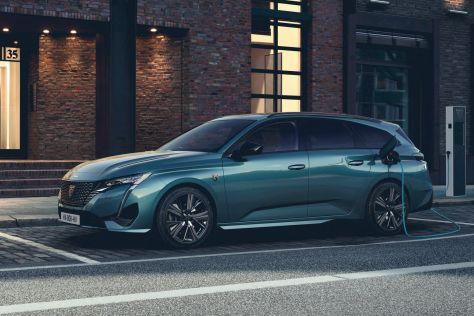 Peugeot представила новый универсал 308 SW