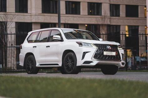 В гамме следующего Lexus LX появится версия LX750h