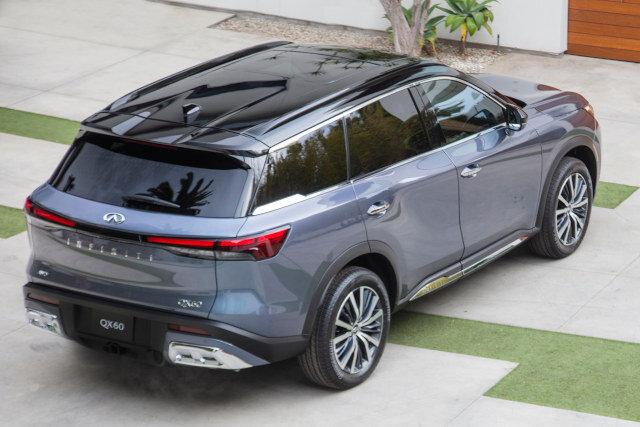 Новый Infiniti QX60: пока еще не совсем Nissan Pathfinder, автомат ZF вместо вариатора Jatco