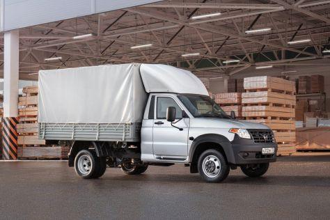 УАЗ представил «облегченную» версию Профи «Полуторки»: полная масса уменьшена до 2,5 тонны