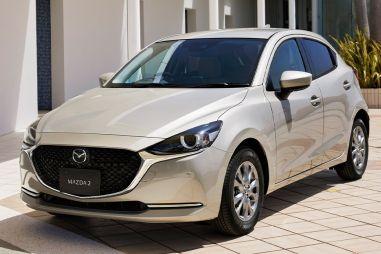 Mazda обновила «двойку»: модернизированный мотор и дополнительный цвет кузова