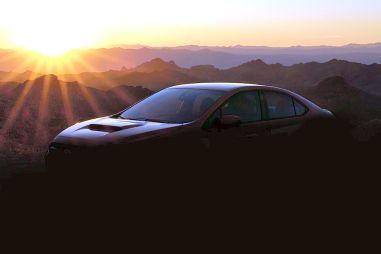 Subaru готовится к премьере нового WRX: первое фото