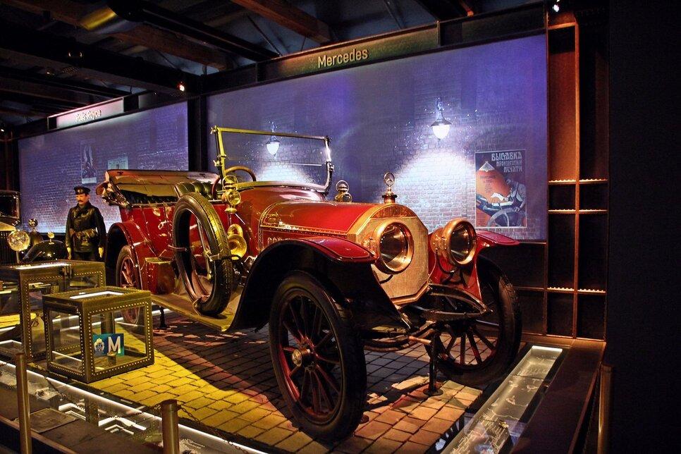 Музей ГОНа: глянец, лубок, государственность17
