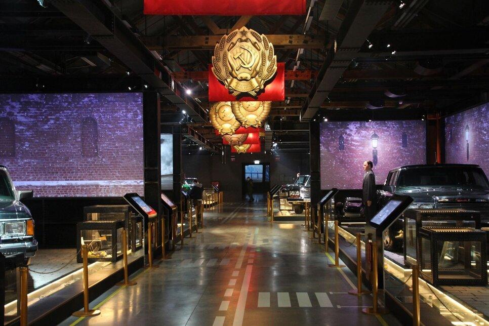 Музей ГОНа: глянец, лубок, государственность97