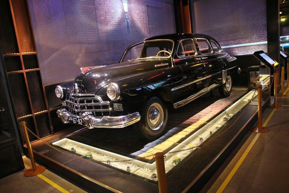 Музей ГОНа: глянец, лубок, государственность98