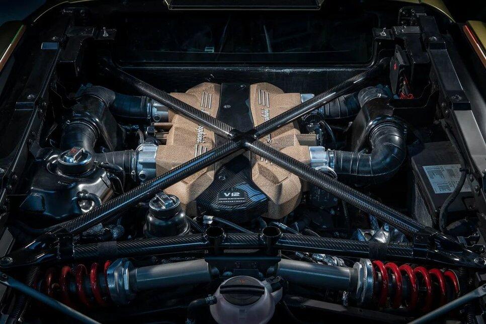 Lamborghini Sian — гибрид без аккумулятора. Что? Да!9