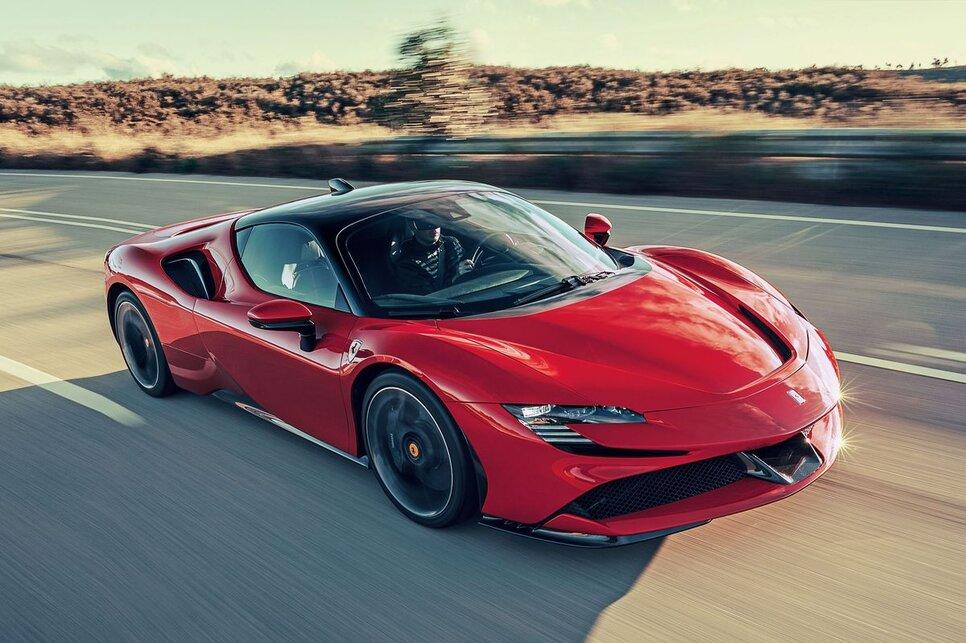 Lamborghini Sian — гибрид без аккумулятора. Что? Да!18