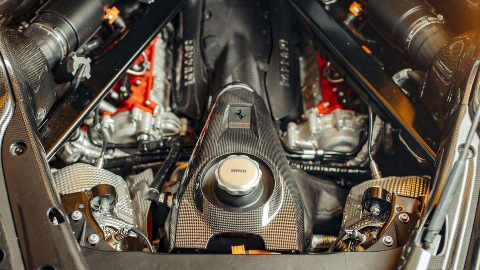 Lamborghini Sian — гибрид без аккумулятора. Что? Да!20