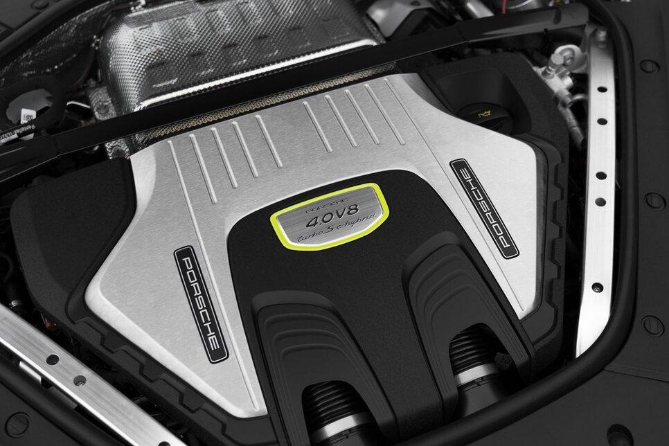 Lamborghini Sian — гибрид без аккумулятора. Что? Да!23