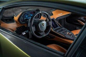 Lamborghini Sian — гибрид без аккумулятора. Что? Да!44