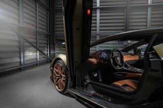 Lamborghini Sian — гибрид без аккумулятора. Что? Да!45