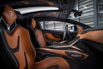 Lamborghini Sian — гибрид без аккумулятора. Что? Да!46