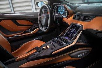 Lamborghini Sian — гибрид без аккумулятора. Что? Да!47
