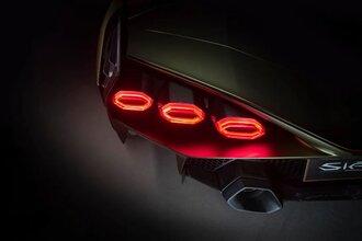 Lamborghini Sian — гибрид без аккумулятора. Что? Да!53