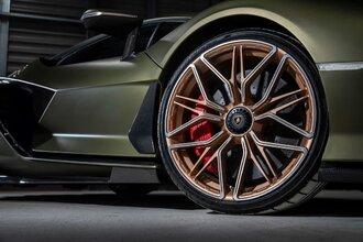 Lamborghini Sian — гибрид без аккумулятора. Что? Да!58