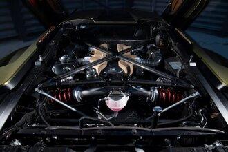 Lamborghini Sian — гибрид без аккумулятора. Что? Да!60