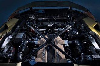 Lamborghini Sian — гибрид без аккумулятора. Что? Да!61