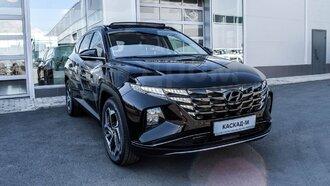 Обзор рынка: новый Hyundai Tucson и другие SUV за 2,0–2,5 млн рублей1