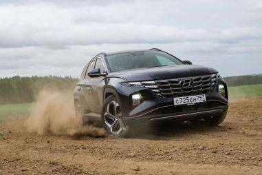 Первый тест нового Hyundai Tucson. Хочу в премиум!