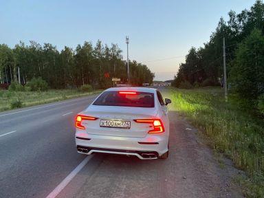 Volvo S60, 2019