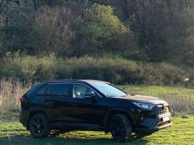 Toyota RAV4 2021 отзыв автора | Дата публикации 05.03.2021.
