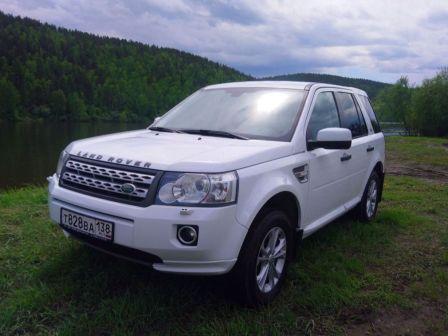 Land Rover Freelander 2011 - отзыв владельца